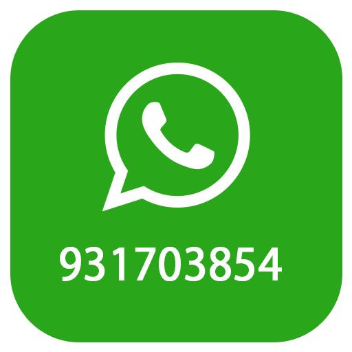 Ya disponemos de WhatsApp en el teléfono de la tienda
