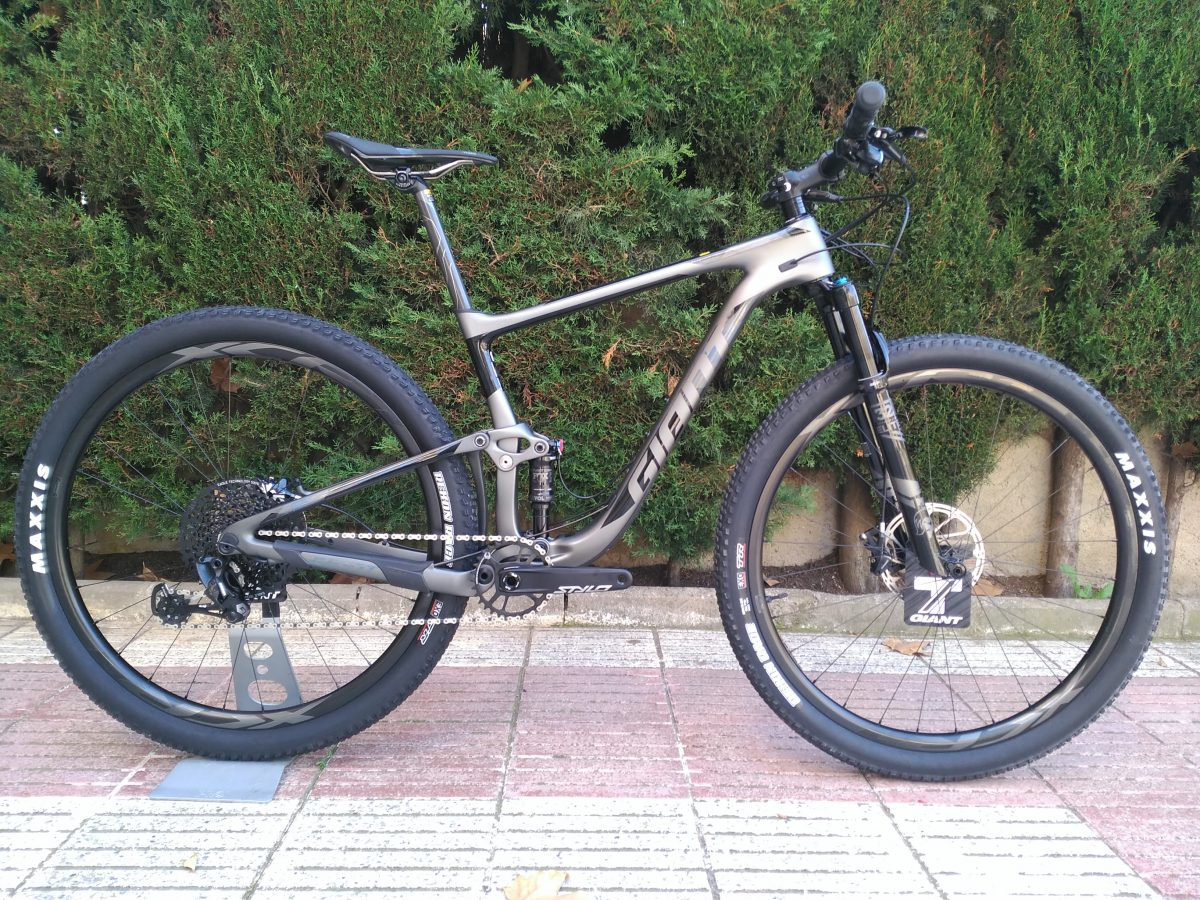 Nueva Giant Anthem Advanced Pro 1 2019 ya en stock