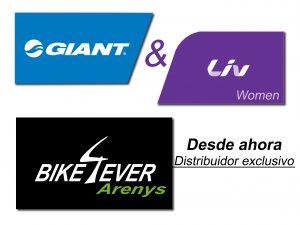 Giant liv bike4ever Arenys