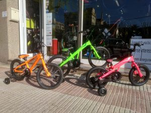 Monty 102 103 104 Bike4ever Arenys