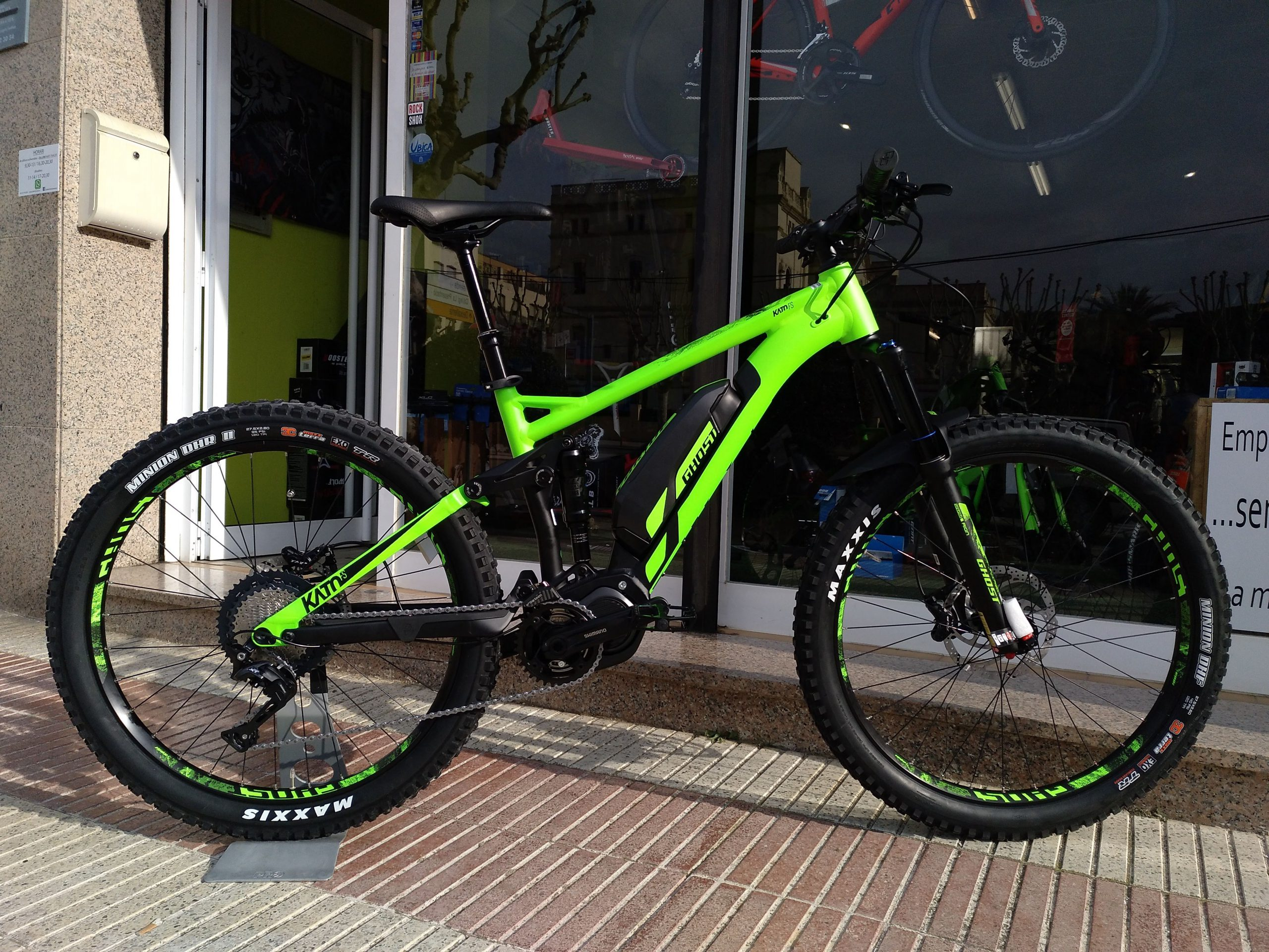 Ghost Kato FS 4.7+ bike4ever Arenys