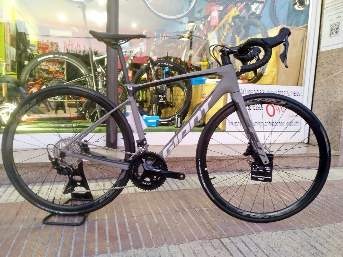 Nueva Giant Defy Advanced 2
