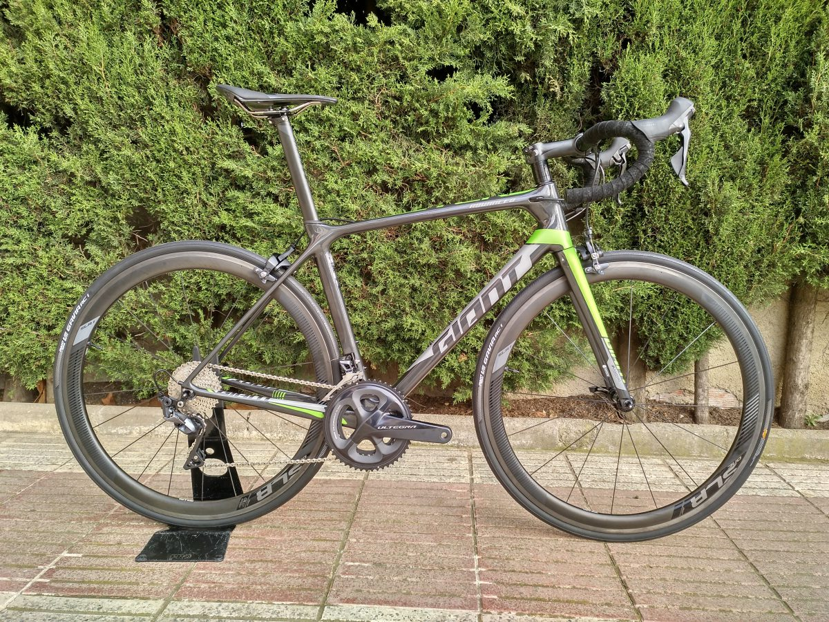 Nueva Giant TCR Advanced pro 1