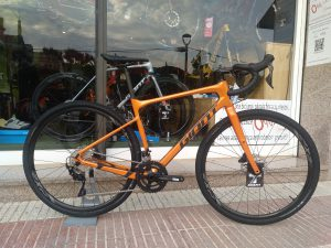 Giant Revolt Advanced 2 Bike4ever Arenys