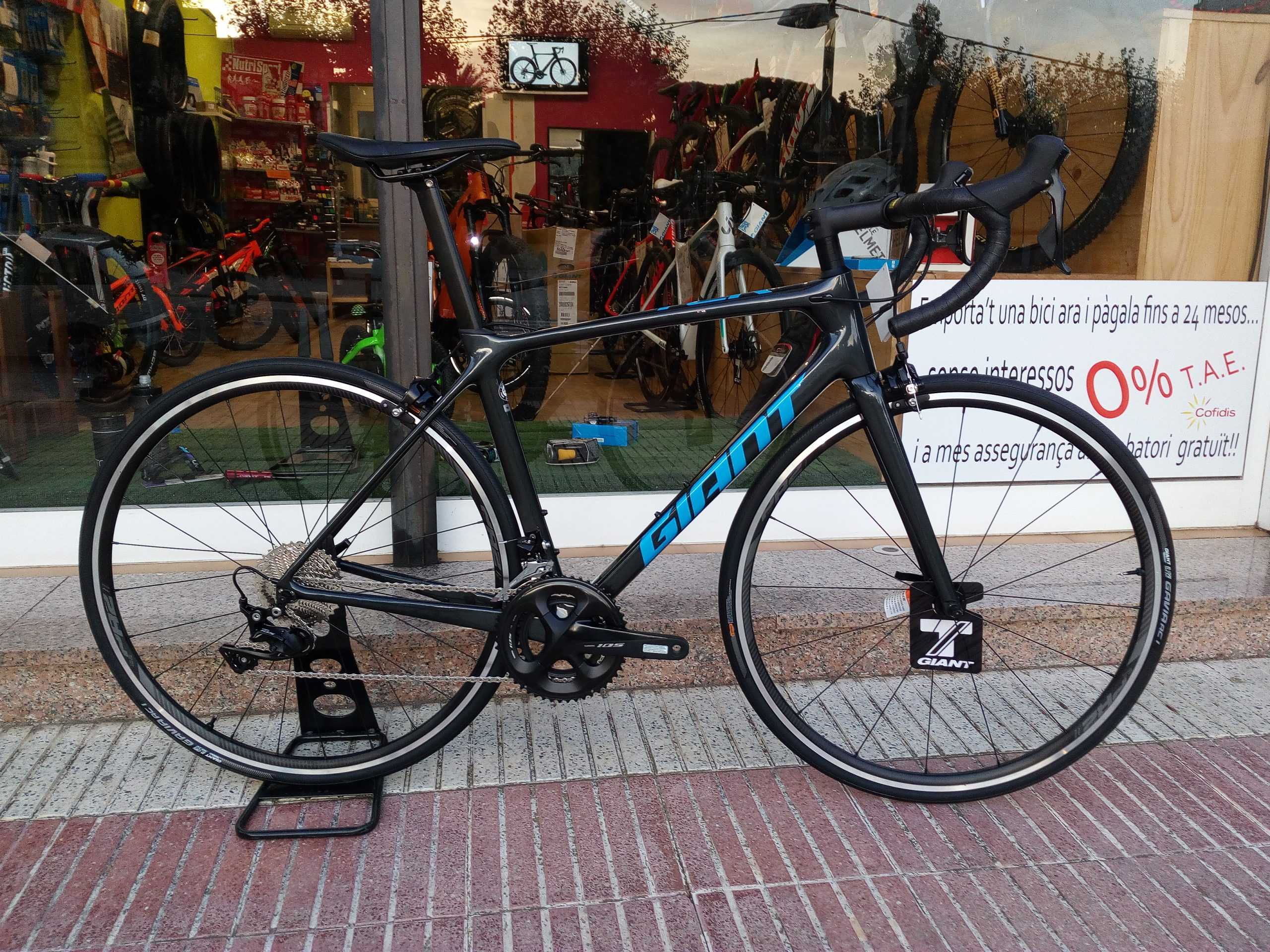 Giant TCR Advanced 2 Bike4ever arenys