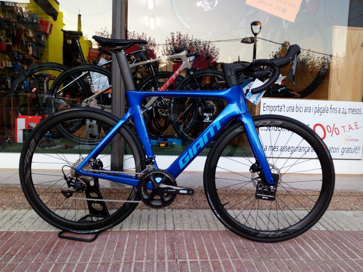 Nueva Giant Propel Advanced 2