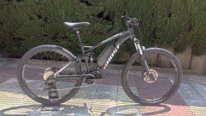Ghost Kato FS 3.9 hybride Bikeforever Arenys